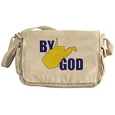 West By God Virginia Messenger Bag