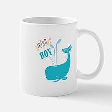 Birthday Boy Mugs