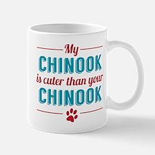 Cuter Chinook Mugs