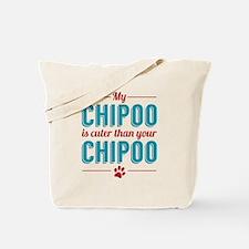 Cuter Chipoo Tote Bag