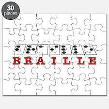 Braille Letters Puzzle