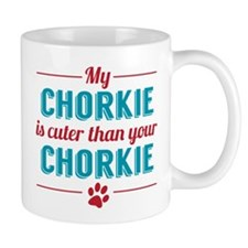 Cuter Chorkie Mugs