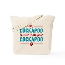 Cuter Cockapoo Tote Bag