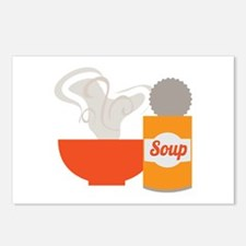 Soup Can Postcards (Package of 8)