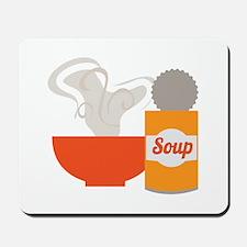 Soup Can Mousepad