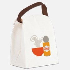 Soup Can Canvas Lunch Bag