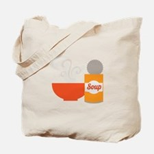 Soup Can Tote Bag