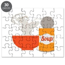 Soup Can Puzzle
