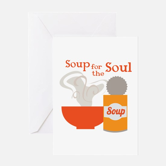 For The Soul Greeting Cards