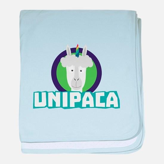 Unipaca Unicorn Alpaca C67aj baby blanket