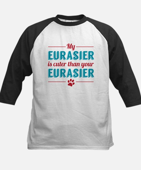 Cuter Eurasier Baseball Jersey
