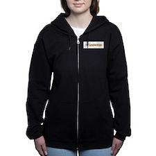 Proud To Be A Spudwoman Women's Zip Hoodie