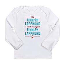 My Finnish Lapphund Long Sleeve T-Shirt