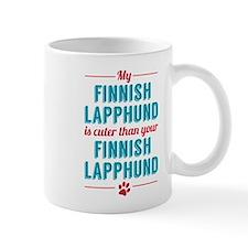 My Finnish Lapphund Mugs