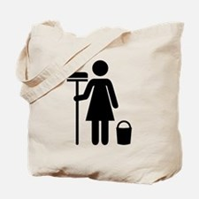 Cleaning service Tote Bag