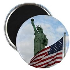 "Statue of Liberty 2.25"" Magnet (100 pack)"