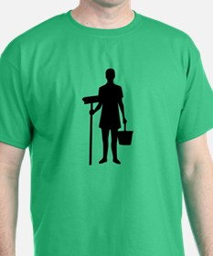 Cleaning staff T-Shirt