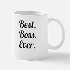 Best. Boss. Ever. Mugs