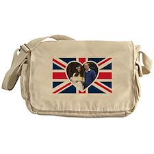 Princess Charlotte Messenger Bag
