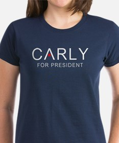 Carly for President Tee