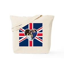 Princess Charlotte Will Kate Tote Bag