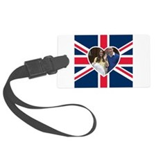 Princess Charlotte Will Kate Luggage Tag