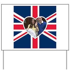 Princess Charlotte Will Kate Yard Sign
