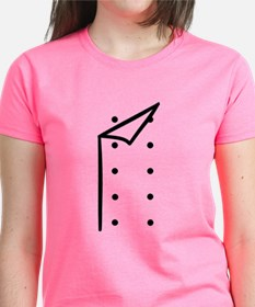 Chef uniform Tee