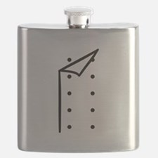 Chef uniform Flask