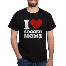Cute I love soccer T-Shirt