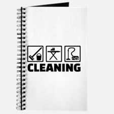 Cleaning housekeeping Journal