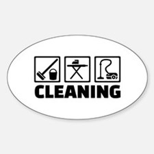 Cleaning housekeeping Decal