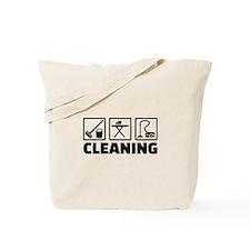 Cleaning housekeeping Tote Bag