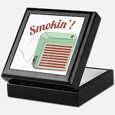 Smokin Keepsake Box
