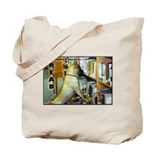 Cute Book shelves Tote Bag