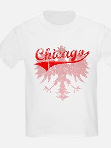 Chicago Polish w/Eagle T-Shirt