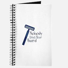 Your Beard Journal