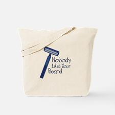 Your Beard Tote Bag