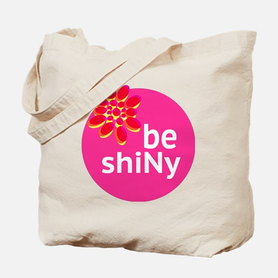 be ShiNy Tote Bag