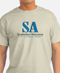 Scrapbookers Anonymous T-Shirt