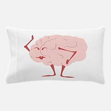 Humorous Brain Pillow Case
