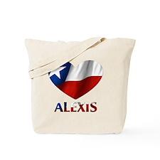 I Heart Alexis Tote Bag
