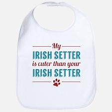 My Irish Setter Bib