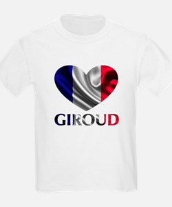I Heart Giroud T-Shirt