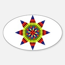 Native Stars Decal