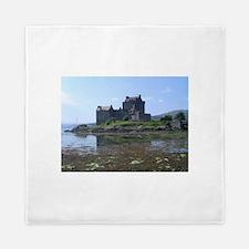 Eilean Donan Castle Queen Duvet