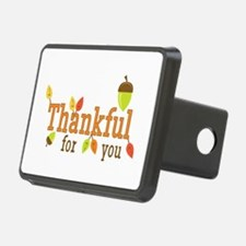Thankful For You Hitch Cover