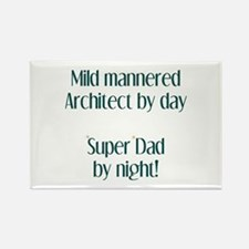 Architect Rectangle Magnet (10 pack)