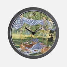 Somewhere in Time Wall Clock