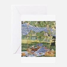 Somewhere in Time Greeting Cards